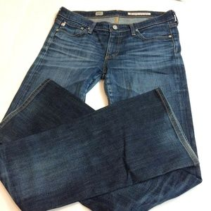AG Adriano Goldschmied Angel Bootcut Jeans Size 28